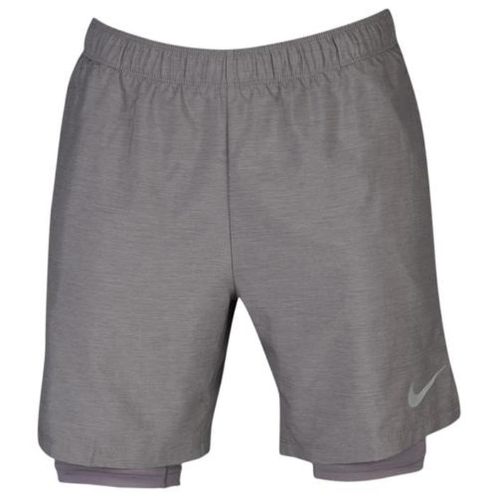 【海外限定】ナイキ ショーツ ハーフパンツ メンズ nike 7 challenger 2in1 shorts アウトドア