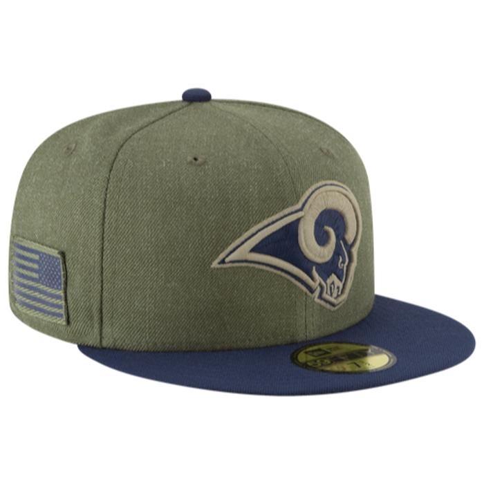 ニューエラ NEW ERA キャップ 帽子 MENS メンズ NFL 59FIFTY SALUTE TO SERVICE CAP レディースファッション