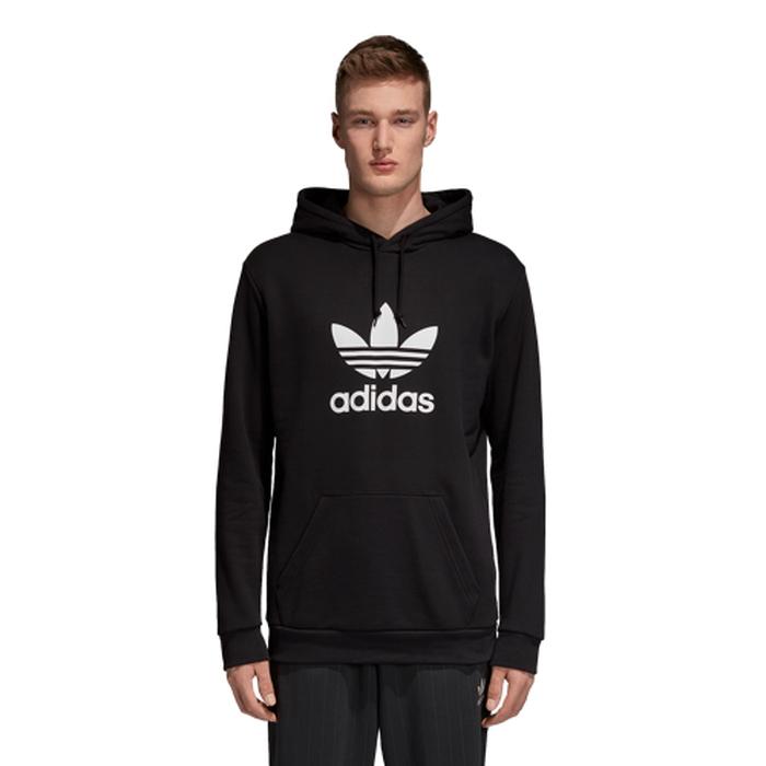 【海外限定】アディダス アディダスオリジナルス adidas originals オリジナルス トレフォイル p o フーディー パーカー メンズ trefoil po hoodie トップス