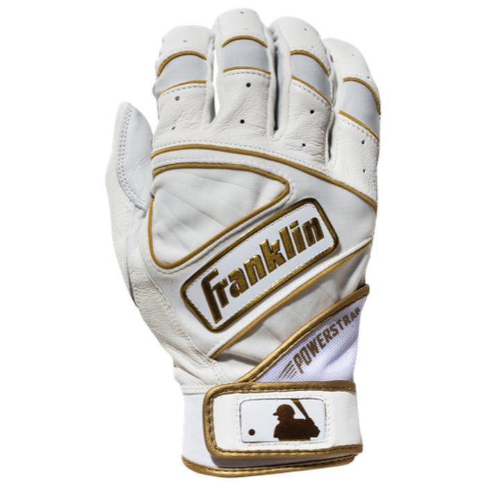 【海外限定】フランクリン バッティング メンズ franklin powerstrap batting gloves