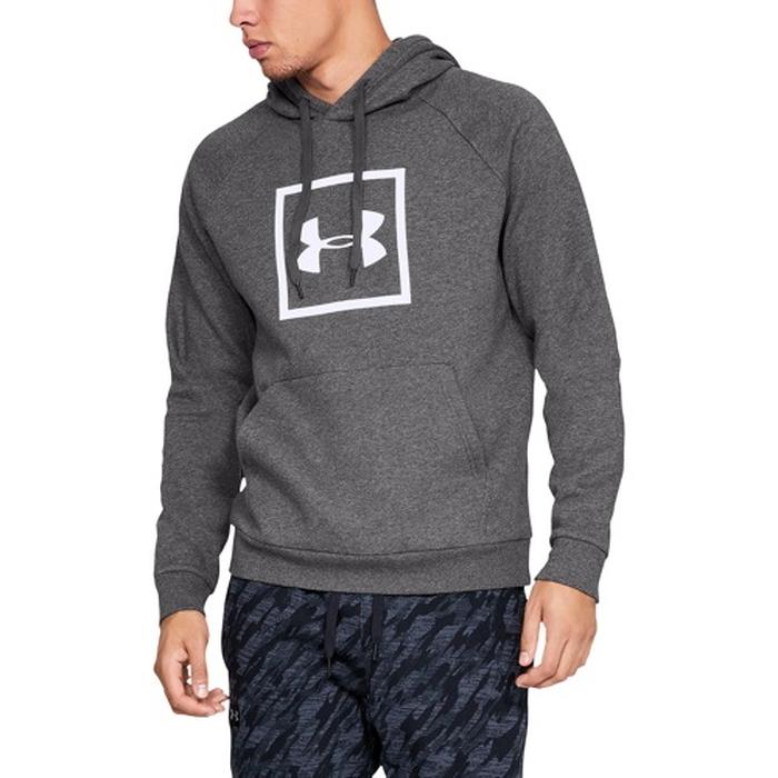 【海外限定】under armour logo armour アンダーアーマー rival ライバル fleece フリース logo メンズ ロゴ hoodie フーディー パーカー men's メンズ, ハッピーランド:bd6e4841 --- officewill.xsrv.jp