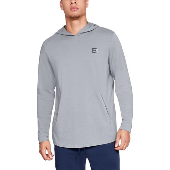 【海外限定】アンダーアーマー ライバル ジャージ フーディー パーカー メンズ under armour rival jersey hoodie