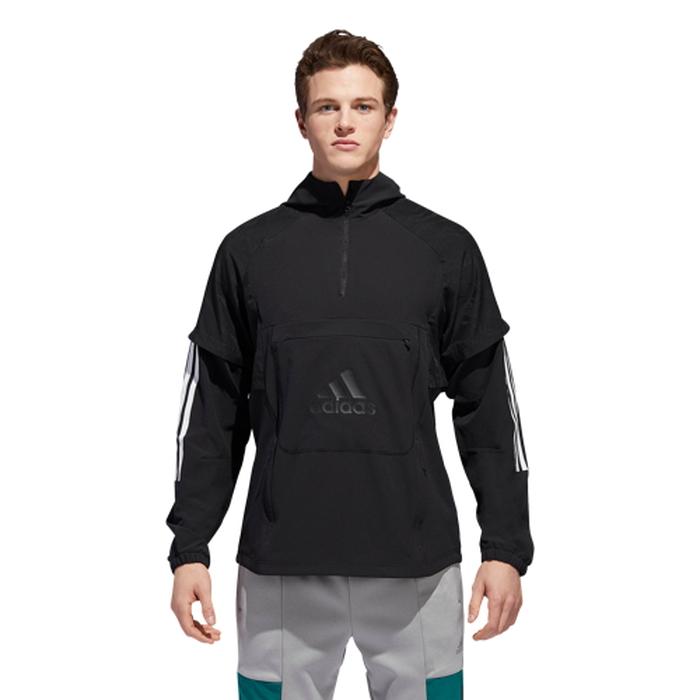 【海外限定】アディダス アディダスアスレチックス adidas athletics ウーブン シェル メンズ id woven anaorak shell