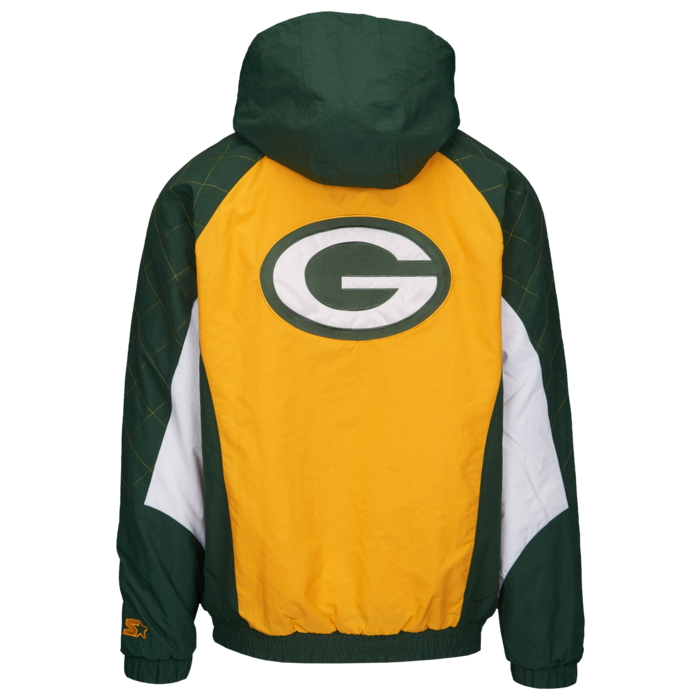 【海外限定】ジャケット men's メンズ starter nfl fullzip hooded jacket mens