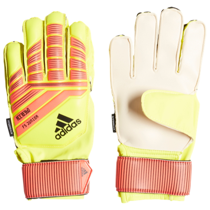 【海外限定】アディダス adidas プレデター predator fingersave junior gk gloves grade school