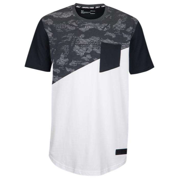 【海外限定】アンダーアーマー グラフィック シャツ men's メンズ under armour sc30 graphic 2 t mens