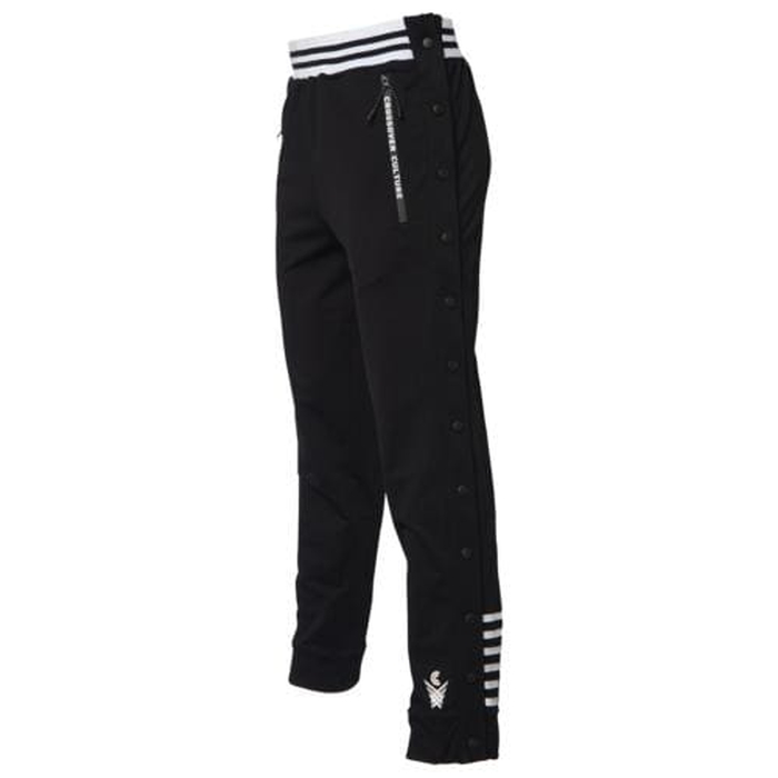 【海外限定】クロスオーバー カルチャー crossover culture warrant snap pants メンズ