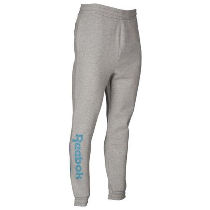 【海外限定】reebok side logo fleece pants リーボック ロゴ フリース メンズ