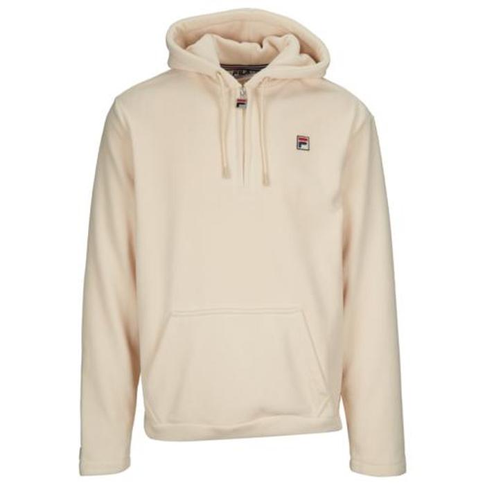 【海外限定】fila フィラ zane 1 2 zip hoodie フーディー パーカー メンズ トップス