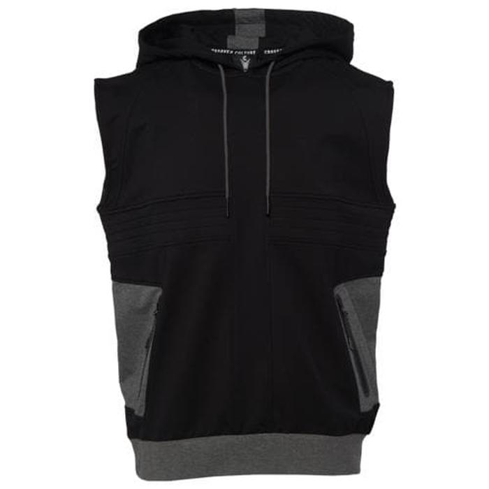 【海外限定】クロスオーバー カルチャー crossover culture s l ノースリーブ スリーブレス フーディー パーカー メンズ ambush sl hoodie