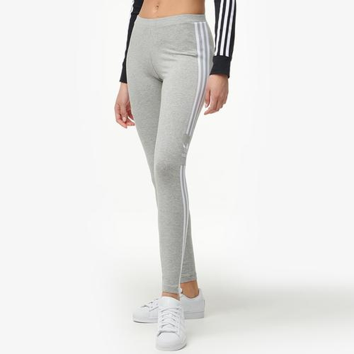 【海外限定】アディダス アディダスオリジナルス adidas originals adicolor new trefoil leggings オリジナルス トレフォイル レギンス タイツ レディース