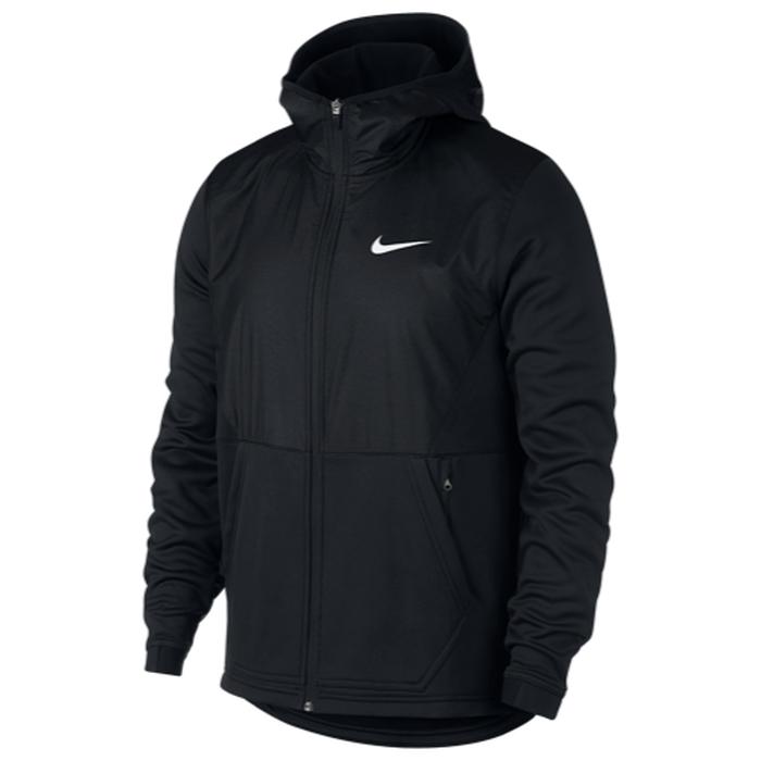【海外限定】ナイキ サーマ f z フーディー パーカー メンズ nike therma winterized fz hoodie