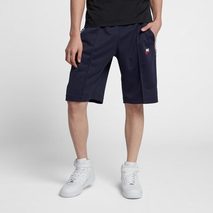 【海外限定】ナイキ ショーツ ハーフパンツ メンズ nike taped shorts
