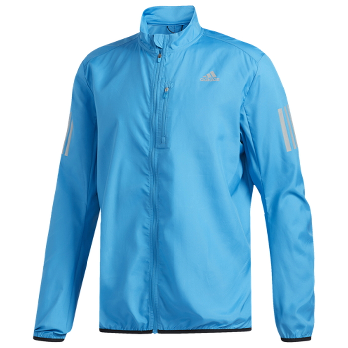 【海外限定】アディダス adidas own the run wind jacket mens ラン ジャケット men's メンズ