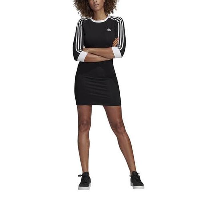 アディダス アディダスオリジナルス ADIDAS ORIGINALS オリジナルス ドレス WOMENS レディース NEW ADICOLOR 3STRIPE DRESS レディースファッション