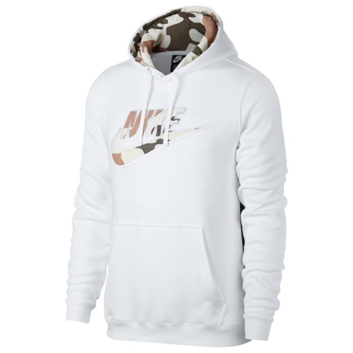 【海外限定】ナイキ フーディー パーカー メンズ nike camo pullover hoodie