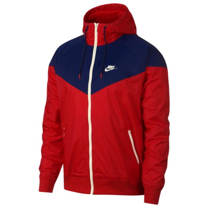 【海外限定】nike ナイキ windrunner ウィンドランナー hooded jacket ジャケット メンズ スポーツ スポーツウェア