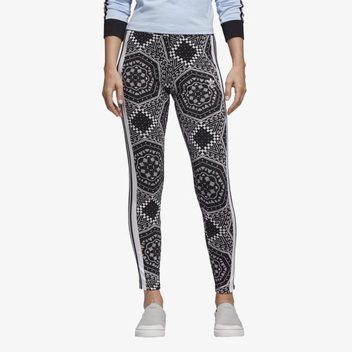 【海外限定】アディダス アディダスオリジナルス アッシュ adidas originals ash オリジナルス strict clash レギンス タイツ women's レディース strictclash 3stripe leggings womens