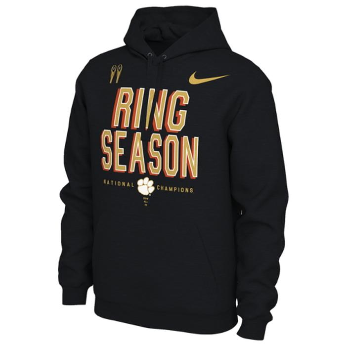 【海外限定】チャンピオン champion ナイキ フットボール フーディー パーカー メンズ nike national football championship hoodie