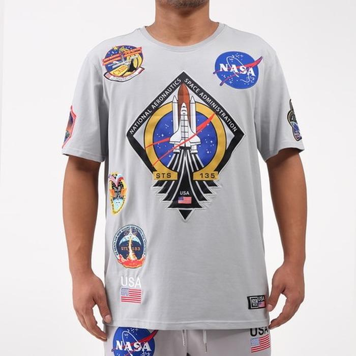 ハドソン HUDSON シャツ MENS メンズ THE MEATBALL SPACE BIG PATCH T トップス Tシャツ カットソー ファッション