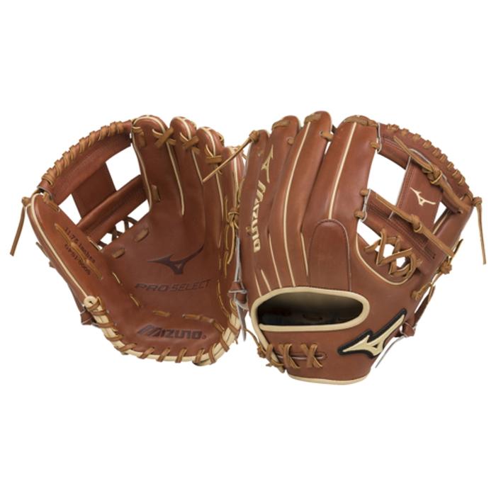 【海外限定】mizuno pro プロ select セレクト gps1600s fielders glove グローブ グラブ 手袋 メンズ