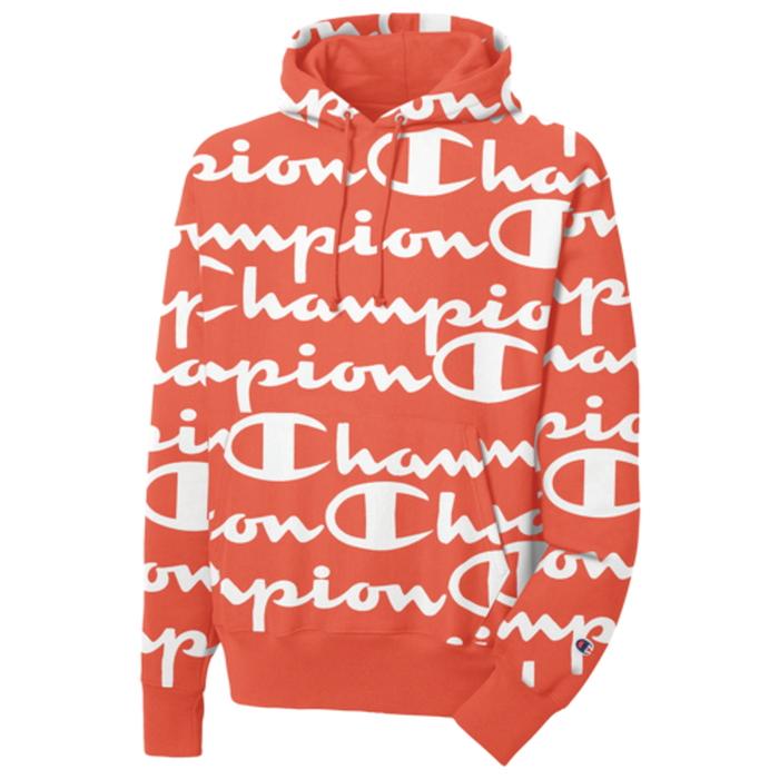 【海外限定】チャンピオン champion リベンジ フーディー パーカー メンズ reverse weave aop pullover hoodie
