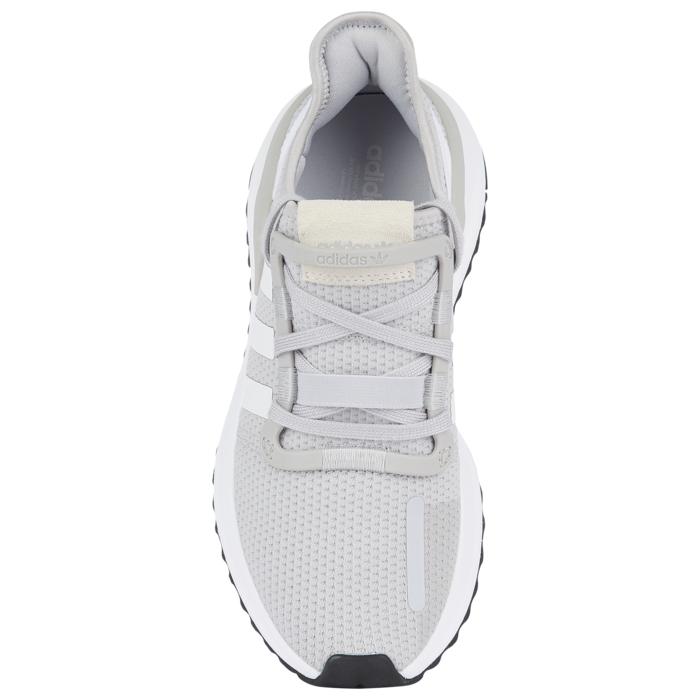 adidas U_Path Run Solid Grey Women's Shoe Hibbett | City