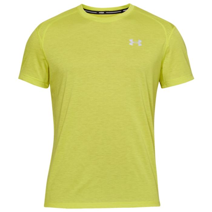 アンダーアーマー UNDER ARMOUR 2.0 スリーブ MENS メンズ STREAKER 20 SHORT SLEEVE ジョギング スポーツ マラソン アウトドア 送料無料