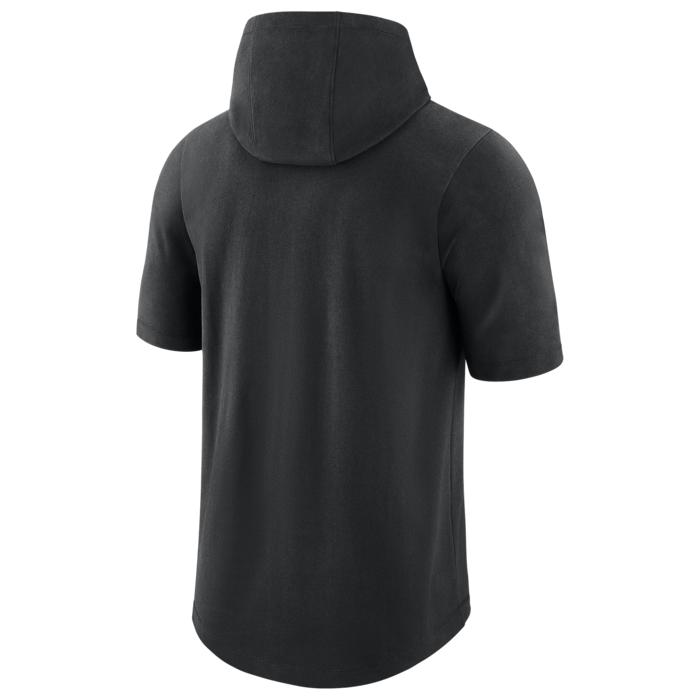 【海外限定】ナイキ カレッジ s 半袖 シャツ フーディー パーカー men's メンズ nike college cotton ss t hoodie mens