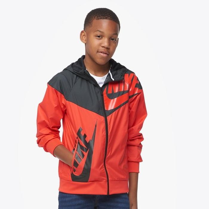 【海外限定】ナイキ ウィンドランナー ジャケット gs(gradeschool) ジュニア キッズ nike windrunner jacket gsgradeschool