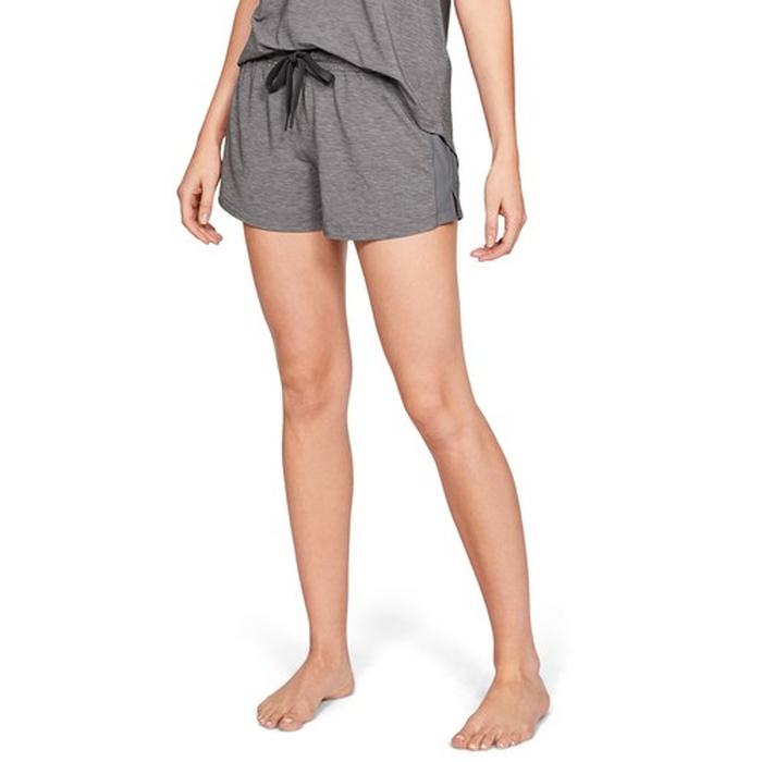 【海外限定】アンダーアーマー ショーツ ハーフパンツ レディース under armour recovery sleepwear shorts
