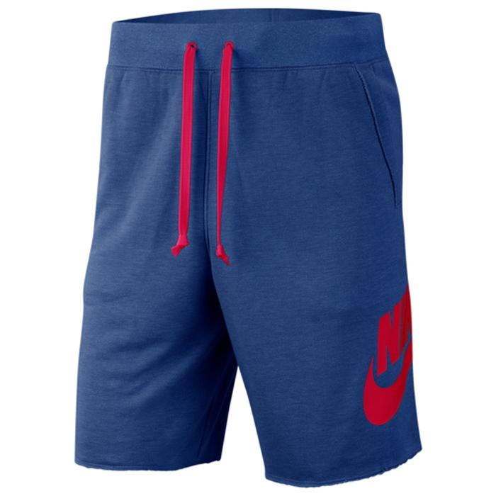 【海外限定】ナイキ ショーツ ハーフパンツ メンズ nike alumni shorts