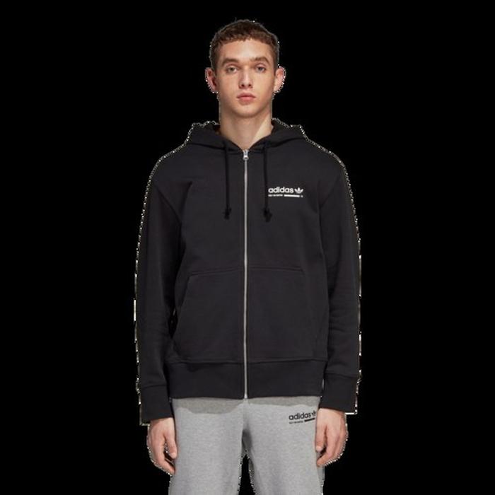 【海外限定】アディダス アディダスオリジナルス adidas originals kaval fz hoodie オリジナルス f z フーディー パーカー メンズ