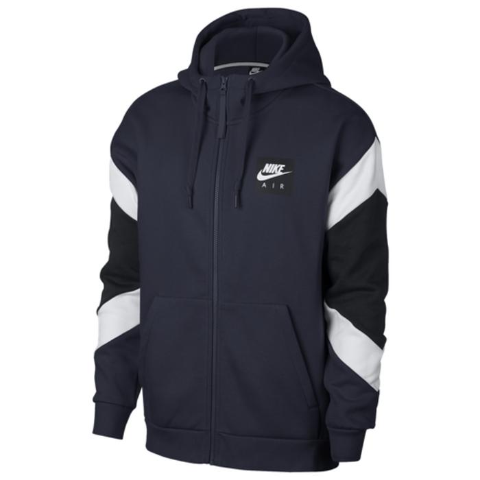 【海外限定】ナイキ エアー フリース フーディー パーカー メンズ nike air fleece fullzip hoodie