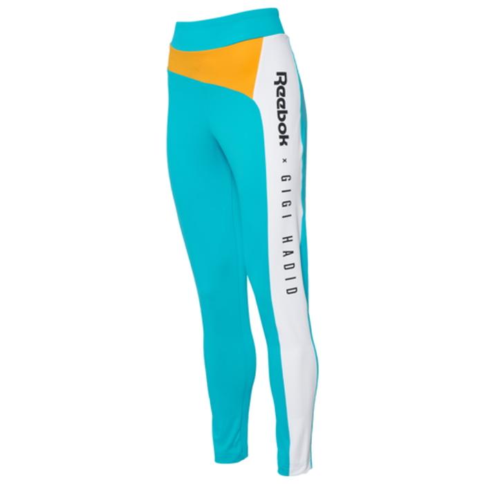 【海外限定】reebok リーボック gigi colorblocked leggings レギンス タイツ women's レディース
