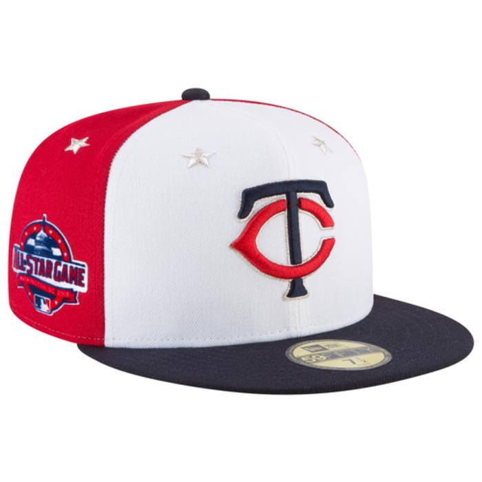 ニューエラ NEW ERA 【海外限定】ニューエラ ゲーム キャップ 帽子 men's メンズ new era mlb 59fifty allstar game cap mens