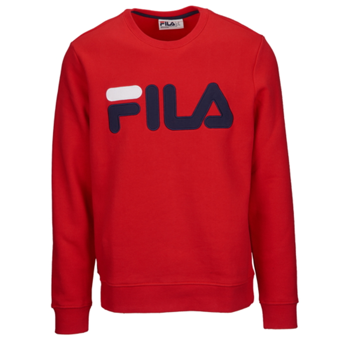 【海外限定】フィラ メンズ fila regola sweatshirt トレーナー