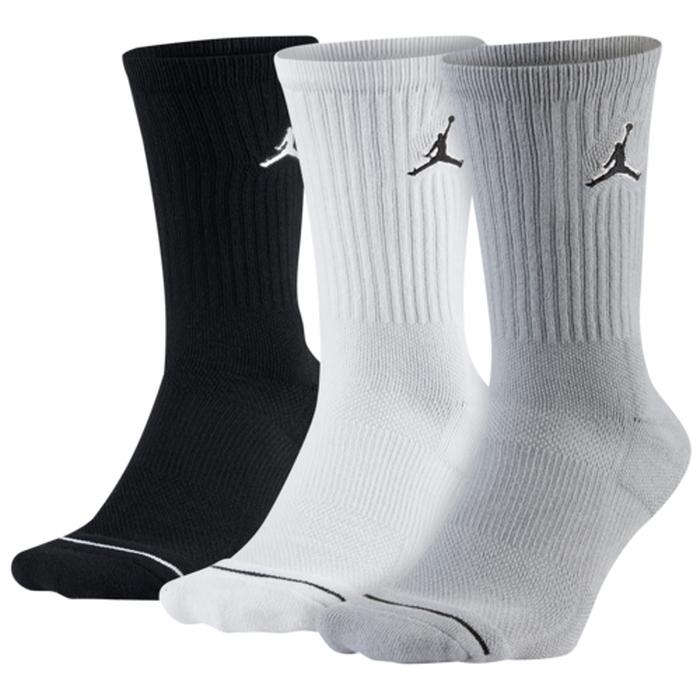【海外限定】ジョーダン ジャンプマン ソックス 靴下 jordan jumpman crew 3 pack socks