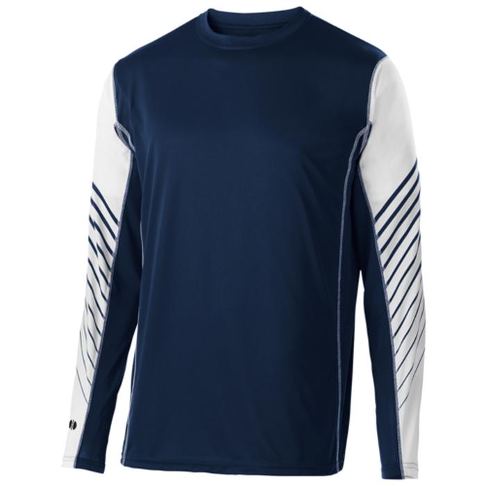 チーム シャツ MENS メンズ HOLLOWAY TEAM ARC LONGSLEEVE T トップス トレーニング フィットネス スポーツ アウトドア 送料無料