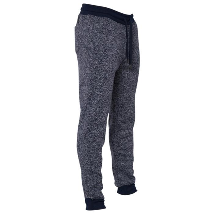 【海外限定】southpole marl cuff fleece pants サウスポール フリース メンズ