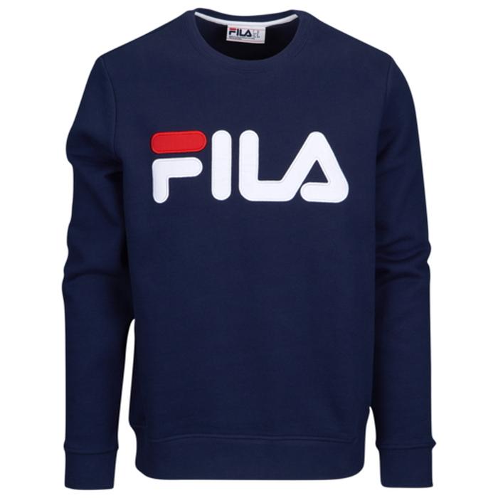 【海外限定】フィラ メンズ fila regola sweatshirt