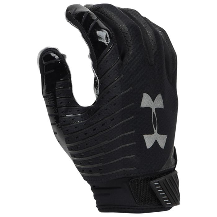 【海外限定】under armour spotlight nfl receiver gloves アンダーアーマー レシーバー メンズ