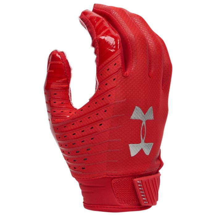 【海外限定】under armour spotlight nfl receiver gloves アンダーアーマー レシーバー メンズ アメリカンフットボール