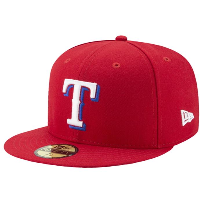 ニューエラ NEW ERA 【海外限定】new era ニューエラ mlb 59fifty authentic オーセンティック cap キャップ 帽子 men's メンズ