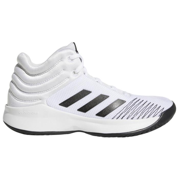 【海外限定】アディダス adidas プロ gs(gradeschool) ジュニア キッズ pro spark gsgradeschool