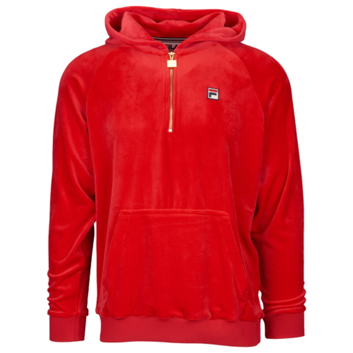 【海外限定】フィラ ベロア 1 mens 2 fila フーディー パーカー men's フーディー メンズ fila laurent velour 12 zip hoodie mens, ぎょうざの美鈴:e60c03b9 --- officewill.xsrv.jp