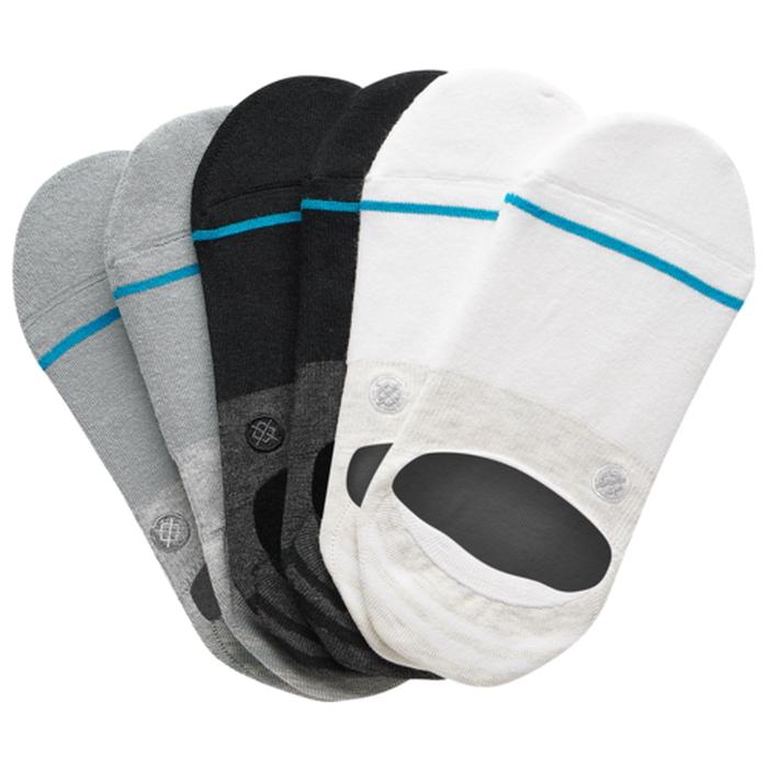 【海外限定】stance gamut 2 invisible socks 3 pack mens スタンス ソックス 靴下 men's メンズ