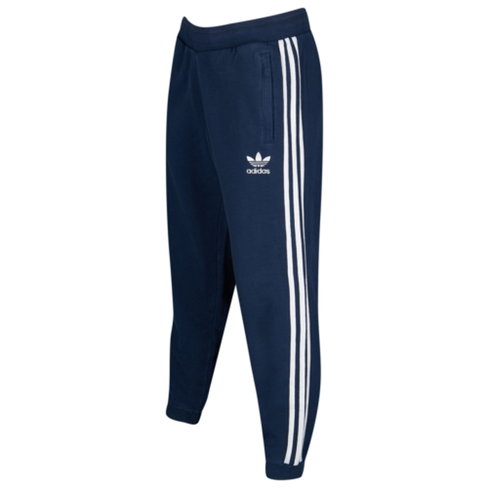 【海外限定】アディダス adidas originals オリジナルス 3 stripes fleece フリース pants men's メンズ