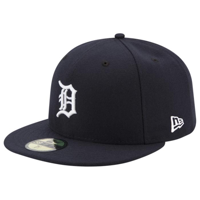 ニューエラ NEW ERA 【海外限定】ニューエラ オーセンティック キャップ 帽子 men's メンズ new era mlb 59fifty authentic cap mens