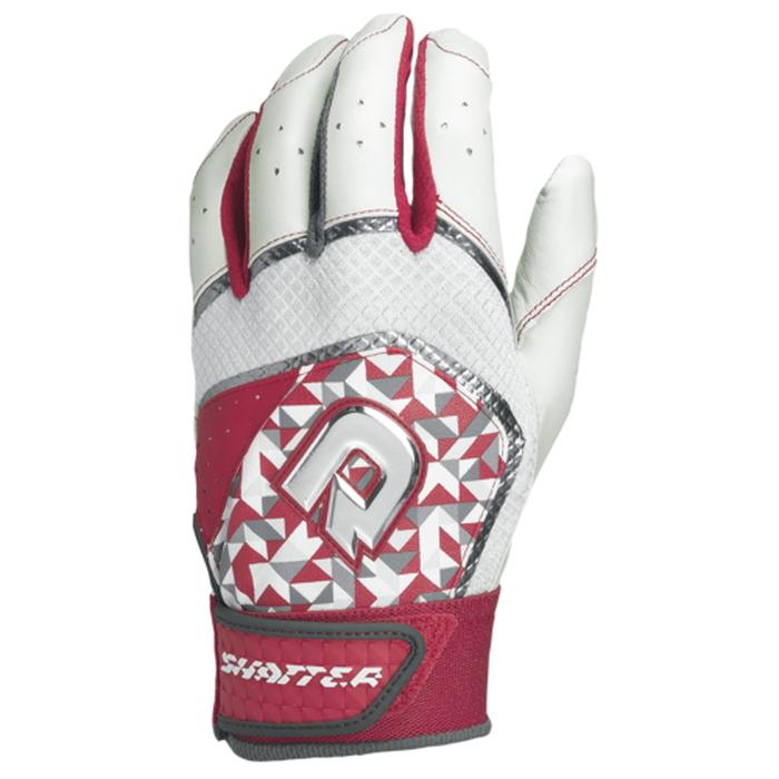 【海外限定】ディマリニ demarini バッティング メンズ shatter batting gloves